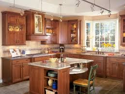Kitchen Design, Brown Rectangle Rustic Wooden And Granite Square Kitchen  Layout Ideas Laminated Ideas For
