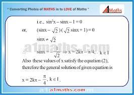 solved examples 3 3 trigonometry trigonometric equation iit jee maths