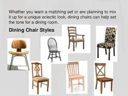 types of dining room chairs types dining chairs furniture