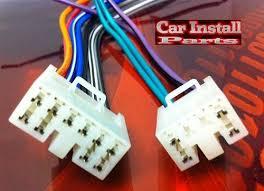 toyota oem stock radio wire harness plug 1987 2011 oem stock factory radio wire harness