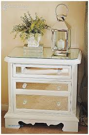 diy mirrored furniture. DIY Mirrored Side Table Love This Wouldn T Want To Have Clean Diy Furniture