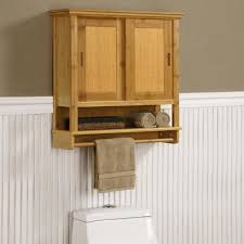 Bamboo Bathroom Cabinets Astounding Bamboo Bathroom Cabinet On Home Decorating From Bamboo
