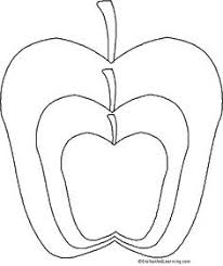 Apple Pattern Unique Apple Pattern Use The Printable Outline For Crafts Creating