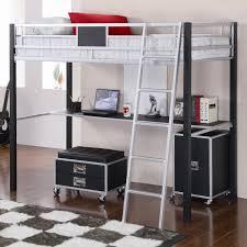 um size of bunk bedsloft bed desk combo full size loft bed ikea loft