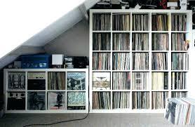 diy record shelf vinyl bookcase billy ed to record shelf diy record display shelf