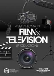 singapore media academy wsq diploma in film television production