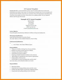 High School Resume Template Enchanting High School Resume No Work Experience Inspirational Teenage First