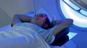radiation safe to treat cancerous moles