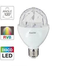 Rotating Led Disco Light Bulb Led Disco Bulb Sedrvb