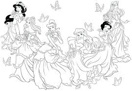 Free Print Coloring Pages Disney Free Printable Coloring Pages