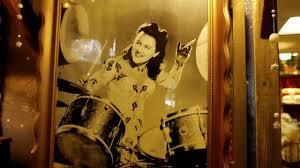 Viola Smith: America's Original Hep Girl | Female drummer, The originals,  Abbott and costello