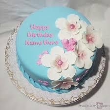 Amazing Idea Husband Birthday Cakes With Name Photo