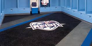 combine custom logo capabilities and you have the most complete answer for your sports or commercial flooring needs