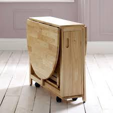 Zusammenklappbar Holz Tisch Mit 6 Stühlen Falt Küche Möbel