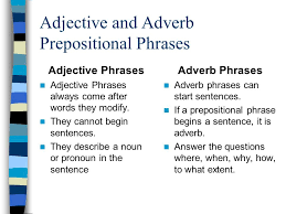 Adverbs And The Words They Modify Worksheet Answers Worksheets for ...