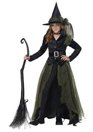s cool witch costume