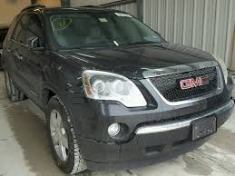 gmc acadia 2008 black. Delighful Gmc 1GKER23738J174817  2008 GMC ACADIA SLT 36L Left View And Gmc Acadia Black