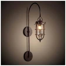 wall lantern indoor. Astonishing Lantern Wall Sconce Indoor V1844586 Antique Copper Ambient Lighting Style Regarding