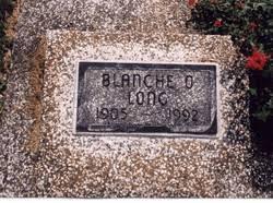 Blanche Ophelia Aldridge Long (1905-1992) - Find A Grave Memorial