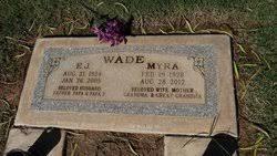 Myra G Alexander Wade (1928-2012) - Find A Grave Memorial