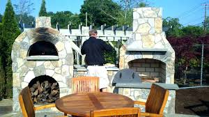 outdoor fireplace with pizza oven outdoor kitchen with pizza oven and outdoor fireplace pizza oven kits