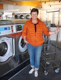 Colleen Unema opens Q Laundry in Bellingham, WA