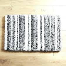 black and white striped bath rug striped bathroom rug striped bathroom rug cloud step striped charcoal