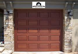 wood garage door panelsdoor  Replacement Garage Door Panels Brilliant Overhead Garage