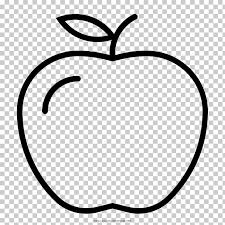 Manzanas Para Colorear Manzana Verde Dibujo Manzana Libro Para Colorear Fruta