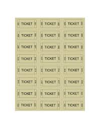 Print Raffle Tickets At Home Printable Raffle Tickets Wikihow