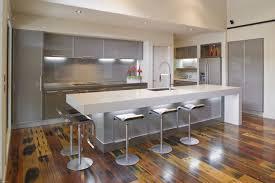 Kitchen Island Cabinet Base Beautiful White Brown Wood Glass Modern Design Unique Kitchen Grey