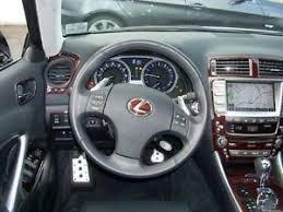 2007 lexus is 250 interior. Modren 2007 Image Is Loading 2006200720082009INTERIORWOODDASHTRIM In 2007 Lexus Is 250 Interior R