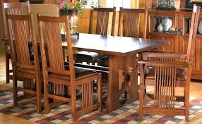cherry mission dining room set mission style dining furniture cherry mission dining chairs mission dining set