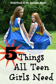 Teen girls that all
