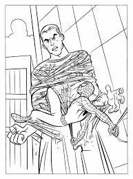 Small Picture Spiderman Color Tryonshortscom Spider Spider Man Coloring Pages