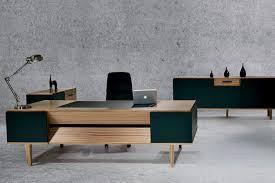 contemporary desks for office. Executive Desk / Wooden Contemporary Commercial - ERVA Desks For Office