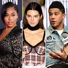 Kendall jenner cheered for beau devin booker during recent nba game 0 kendall jenner and devin booker's romance seems to be going strong and the couple has been much more public about it than before. Fans Think Jordyn Woods Shaded Kendall Jenner After Devin Booker Hangout