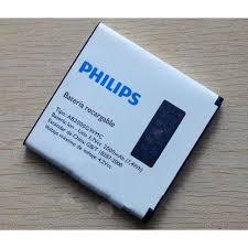 Аккумулятор Philips W6360 батарея ...