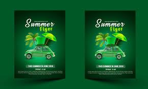 Photoshop Design Flyer Flyer Design In Photoshop Summer Party Flyer Tutorial