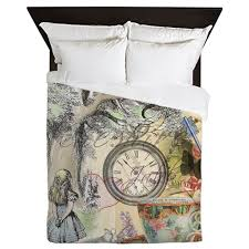 valuable inspiration alice in wonderland duvet set cheshire cat queen by doodlefly