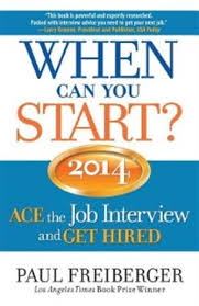 When Can You Start Ace The Job Interview And Get Hired Book By