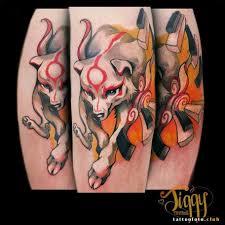 фото тату лиса клуб татуировки фото тату значения эскизы