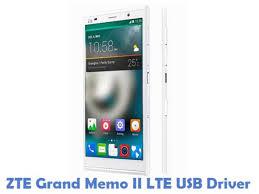 ZTE Grand Memo II LTE USB Driver ...