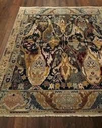 10x14 hand knotted wool rugs rug loft corner grey ivory geometric tufted x quick look exquisite 10 x 14 ivory wool rug
