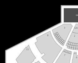 The Comcast Center Seating Chart Download Hd Xfinity Center Seating Chart Music Festival