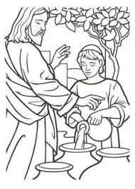 turn pictures into coloring pages. Perfect Pictures Miracles Of Jesus Is Turn Water Into Wine Coloring Page To Pictures Into Pages L