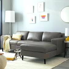 west elm sectional sofa leather chaise sectional sofa build your own leather sectional pieces west elm