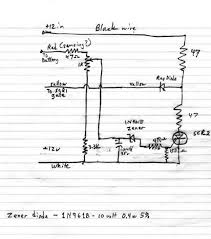 electrical breakers and fuses Rv Breaker Box Wiring Diagram repairing the magnatek power converter RV Electrical System Wiring Diagram