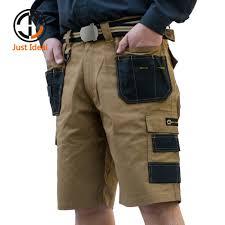 Us 23 28 40 Off 2019 Men Tactical Shorts Military Oxford Waterproof Rip Stop Short Multi Pocket Trousers Men Summer Bermuda Plus Size Id625 In