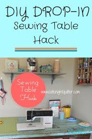 Sylvia Sewing Cabinets 25 Best Ideas About Sewing Tables On Pinterest Sewing Office
